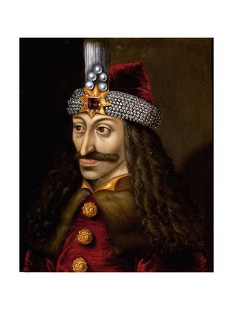 Portrait of Vlad Tepes