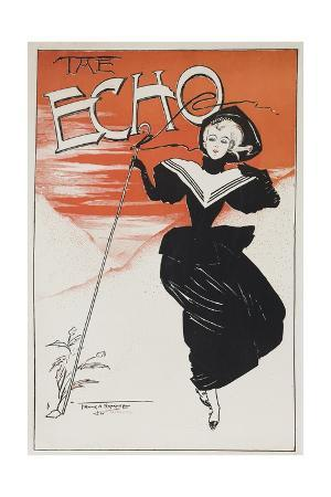 The Echo Poster