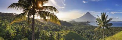 Philippines, Southeastern Luzon, Bicol, Mayon Volcano
