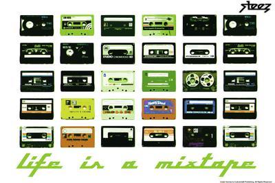 Life Is A Mixtape - Green