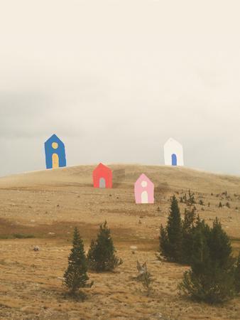 Cottages on Big Horn