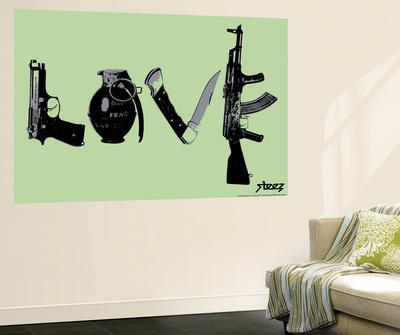 Love (Weapons) Green