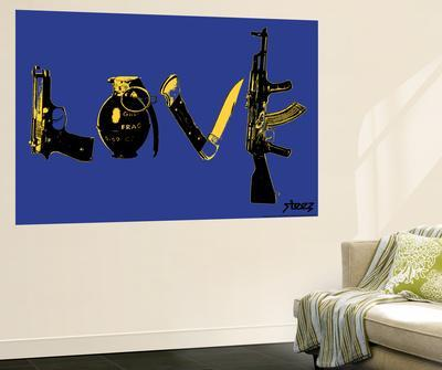 Love (Weapons) Blue