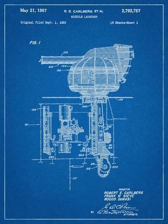 Missile Launcher Patent
