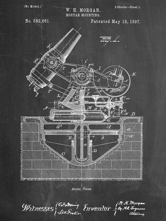 Mounting A Mortar Launching Device Patent