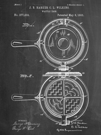 Waffle Iron Patent