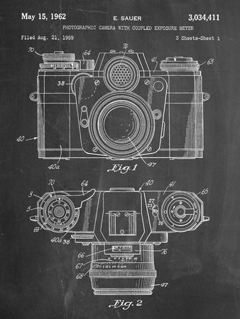 Photographic Camera Patent