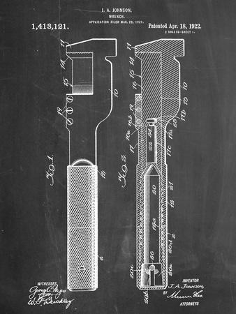 Wrench Tool Patent