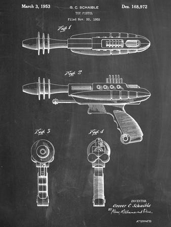 Ray Gun Patent Laser