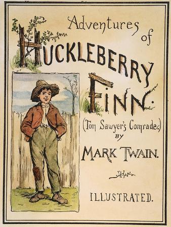 Huck Finn, 1885