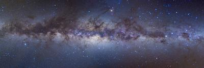 Panorama View of the Center of the Milky Way