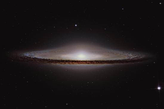 The Sombrero Galaxy Photographic Print At Allposterscom