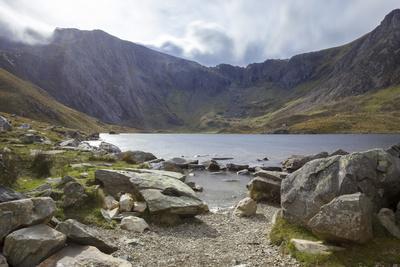A Small Unnamed Source in the Ogwen Valley (Dyffryn Ogwen)