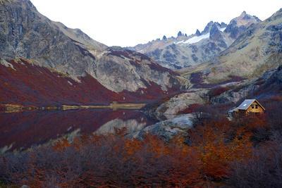 Jako Lagune, San Carlos De Bariloche, Rio Negro Province, Patagonia , Argentina, South America