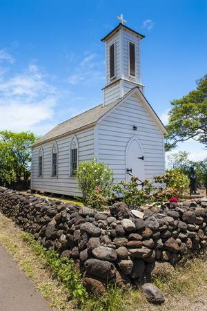 St. Joseph's Church, Island of Molokai, Hawaii, United States of America, Pacific