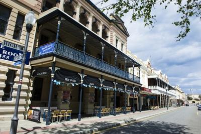 Colonial Buildings in Downtown Fremantle, Western Australia, Australia, Pacific