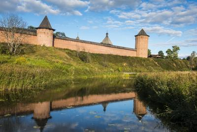 The Kremlin of Suzdal, UNESCO World Heritage Site, Golden Ring, Russia, Europe