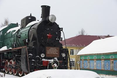 Balezino, 23 Minutes Stop at the Railway Station