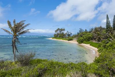 Twenty Mile Beach, Island of Molokai, Hawaii, United States of America, Pacific