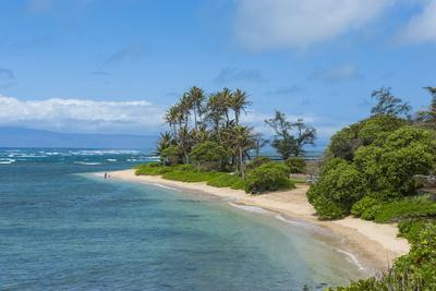 Twenty Mile Beach, Island of Molokai, Hawaii, United States of America, Pacific