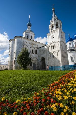 Palace and Monastery Bogolyubovo Near Vladimir, Golden Ring, Russia, Europe