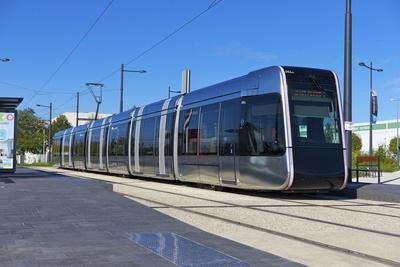 Tram, Tours, Indre-Et-Loire, Centre, France, Europe