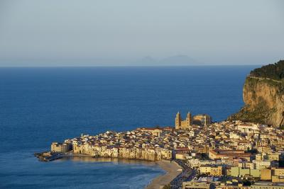 Cefalu, Palermo District, Sicily, Italy, Mediterranean, Europe