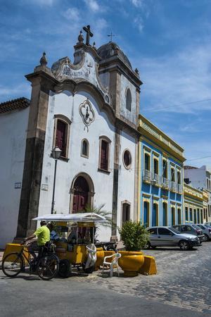 Olinda, UNESCO World Heritage Site, Pernambuco, Brazil, South America