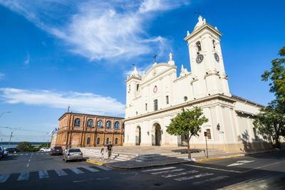 Cathedral of Asuncion, Asuncion, Paraguay, South America