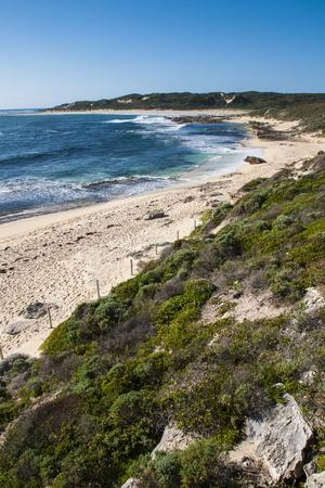 Lonely Beach Near Margaret River, Western Australia, Australia, Pacific