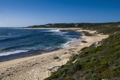 Lonely Beach Near Margaret River, Western Australia, Australia, Pacific