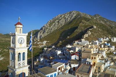 Olympos, Karpathos, Dodecanese, Greek Islands, Greece, Europe