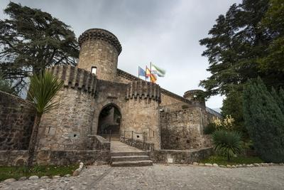 Parador Jarandilla De La Vera, Jarandilla De La Vera, Caceres, Extremadura, Spain, Europe