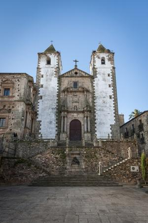 Church of San Francisco Javier, Caceres, Extremadura, Spain, Europe
