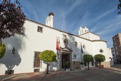 Parador De Merida, Merida, Badajoz, Extremadura, Spain, Europe