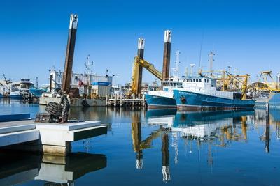 Fishing Boat Harbour of Fremantle, Western Australia, Australia, Pacific