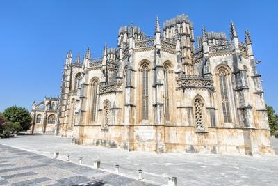 Dominican Abbey of Santa Maria De Vitoria