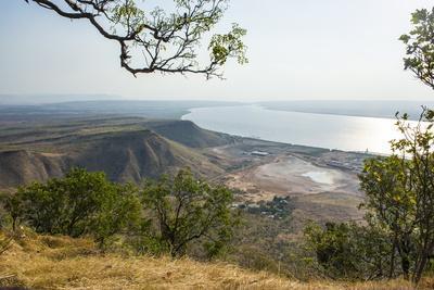 View over the Cambridge Gulf Near Wyndham, the Kimberleys, Western Australia, Australia, Pacific