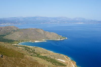 Gulf of Mirabello, Crete, Greek Islands, Greece, Europe