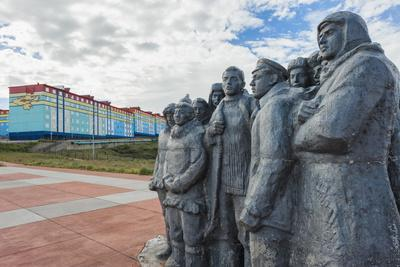 Monument to the First Revkom (First Revolutionary Committees)