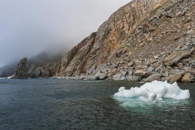 Cliffs at Herald Island