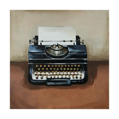 Vintage Classics I - typewriter
