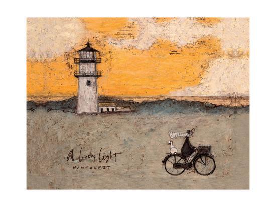 A Lovely Light Nantucket