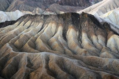 Early Morning, Zabriskie Point, Death Valley NP, California, USA