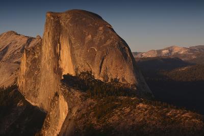 Half Dome at Sunset, Glacier Point, Yosemite NP, California, USA