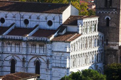 Duomo di San Martino, Lucca, Italy.