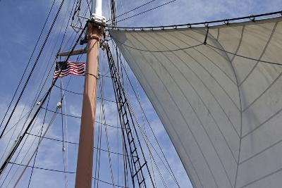 Star of India Sailing Ship, San Diego Maritime Museum, California, USA