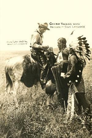 Cowboy and Indians Trading