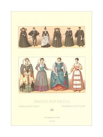 Sixteenth Century French Fashion