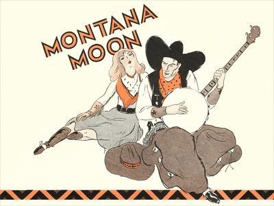 Montana Moon, Banjo, Singer